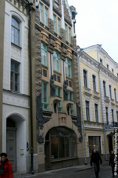 Май 2011, Рассказ, поездка, отчёт, фотографии Таллинна