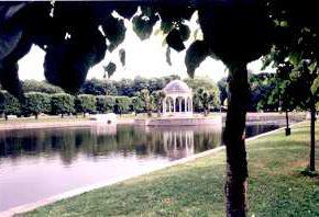Кадриоргский пруд