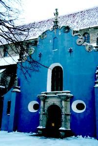 Двери церкви Нигулисте.