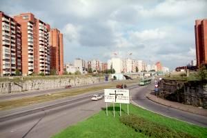 В будущем 2008 году району Ласнамяэ исполнится тридцать лет.