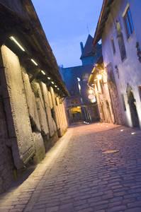 В 1996 году на карте Таллинна появилась новая улица - Катарина кяйк. Новая, потому что в качестве улицы она никогда не существовала, и древняя, так как она была всегда.