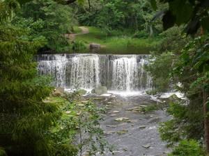Для современного таллиннца Кейла-Йоа – это, прежде всего, водопад.