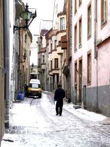 Улица Сауна.