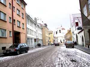 Улица Вене.