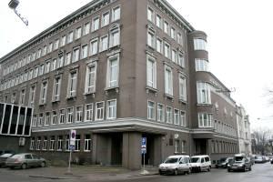 Перед началом войны в Таллинне по проекту архитекторов Э.Лохка и Г.Шумовского на улице Крейцвальда началось возведение пятиэтажного Дома радио. Война прервала начатые работы, и строительство здания было завершено через четверть века, в 1952 году.