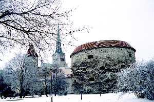 Таллинн сегодня.