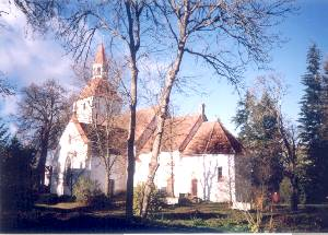 Куусалуская церковь.