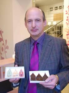 Борис Гаврилов предлагает ощутить кондитерскую сторону понятия «архитектурный вкус».