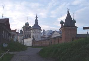 Башни и стены ростовского кремля: «Лепота!»