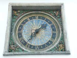 Самые известные часы Таллина