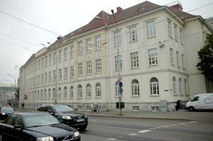 Самая концептуальная школа Таллина, - Английский колледж.