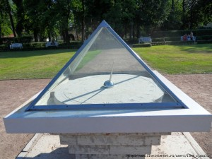 Самые солнечные часы Таллина