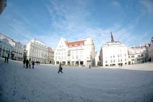 Ратушная площадь. фото Николая Шарубина