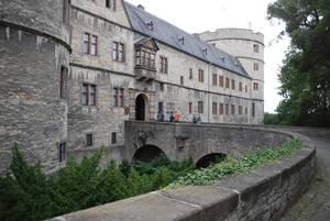 Замок Вевельсбург.