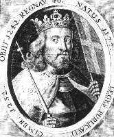 Король Дании Вальдемар II Победитель.
