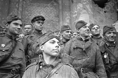 Май 1945, Берлин