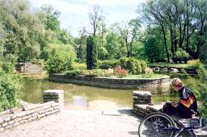 Парк стал чище и потому уютнее.Фотографии Леонида Смульского