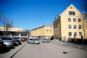 Улица Фридриха Кульбарса соединяет две таллиннские магистрали — Гонсиори и Кундери.