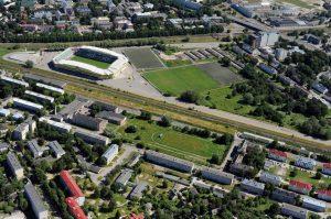 Кристийне, A. Le Coq Арена, Таллин