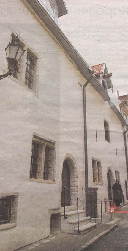 Новая огранка: для жемчужин деревянной архитектуры Таллинна