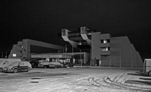 "Гостиница ""Спорт"" в Таллине"