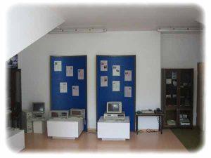 """Музей компьютерной истории """"Железные призраки Прошлого"""" в Таллине"""