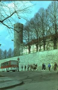 Длинный Герман. Башня в Таллине
