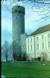 Таллин. Башня Длинный Герман