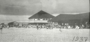 Пляж Штромка в Таллине. 1937 год