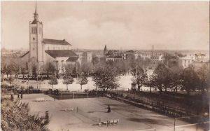 Бульвар Каарли. Таллин
