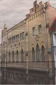 Таллин, Олевимяги 8.  Tallinn, Olevimägi 8.