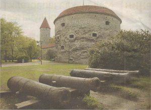 Музей в башне Толстая Маргарита работает с 1930 года.