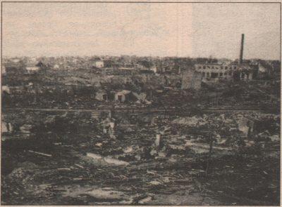 Нарва в 1944-м (фото Д.Коппеля)