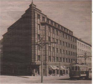 Пярнуское шоссе — гордость довоенного Таллинна—должна стать частью проектируемой главной улицы столицы через пять лет.