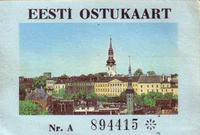 Ostukaart1991