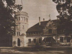 Мариенберг во времена графа Орлова-Давыдова. Фотография начала XX столетия.