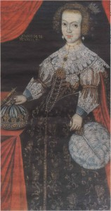 Присланный в 1638 году из Стокгольма в Ревель портрет Кристины должен был познакомить здешних подданных с внешностью их новой правительницы.