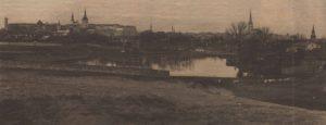 Песчаные пустоши на берегу ныне засыпанного Мельничного пруда — таллиннская «Сахара» в окрестностях улицы Аафрика