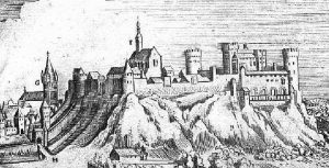 Ревель, - город рыцарский.