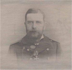 Вице-адмирал Павел Николаевич Вульф. Девяностые годы XIX века.