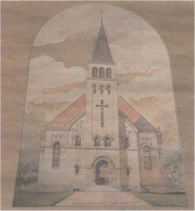 Архитектор Александр Владовский построил в Копли временную православную церковь, а планировал возвести постоянную лютеранскую.