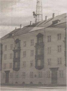 Дом для педагогов таллиннских муниципальных школ, построенный на улице Рауа в первой половине двадцатых годов XX века.