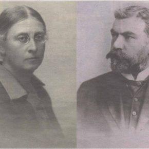 Эльфриде и Вольдемар Лендер. Фотопортреты начала XX столетия