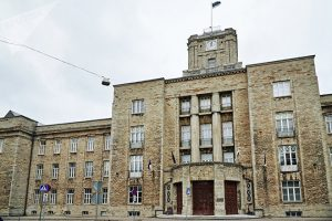 Бывшее здание заводоуправления Русско-Балтийского завода © SPUTNIK / ВАДИМ АНЦУПОВ