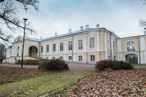 Главное здание мызы Вяэна © SPUTNIK / ВЛАДИМИР БАРСЕГЯН