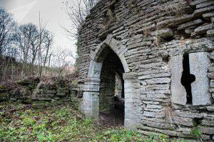 Искусственные руины-романтическое украшение ландшафта мызы © SPUTNIK / ВЛАДИМИР БАРСЕГЯН
