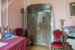 Будуар баронессы в барском доме мызы Сауэ © SPUTNIK / ВЛАДИМИР БАРСЕГЯН