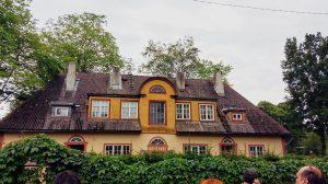 Дачный дом в стиле традиционализма, 1925 год. Фото из личного архива Дмитрия Унта