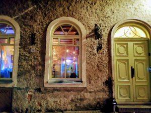 Дом номер восемь на улице Сауна. ФОТО: Вера Копти.