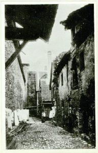 Переулок Катарийна кяйк.